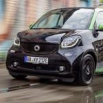 Smart fortwo electric drive vorne