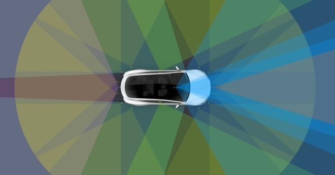 tesla selbstfahrende autos autopilot hardware update