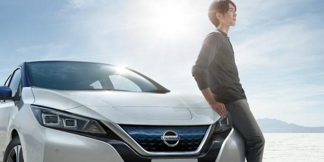 Nissan Leaf 2018 neu assistenzsysteme
