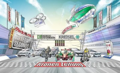 Krone E-Mobility Play Days Projekt Spielberg Red Bull Ring (Andere)