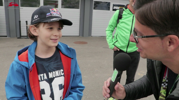 Krone E-Mobility Play Days Spielberg Red Bull Ring Kinder besucher interview