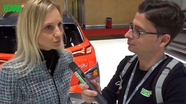 Vienna Autoshow 2018 Elektromobilität Elektroauto ioniq kona hyundai haaf