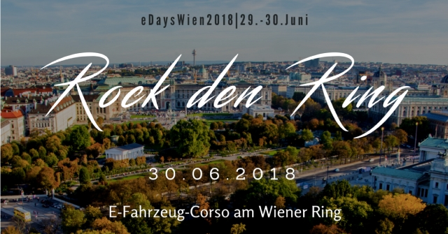 eDays Wien 2018 Rock den Ring