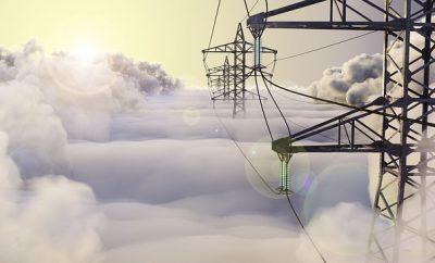 woher soll der strom für die e-autos kommen hochspannungsleitung wolken