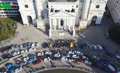 rock den ring 2018 drohne karlsplatz karlskirche dji spark