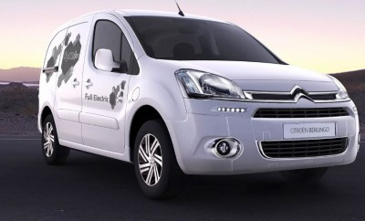 Citroen Berlingo Electric