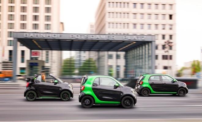Smart electric drive modelle seite