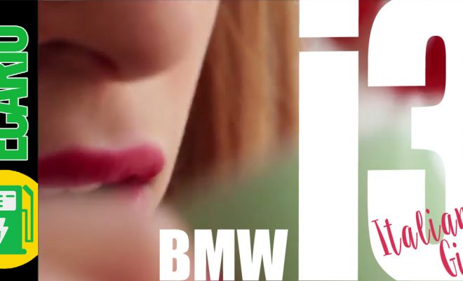 BMW i3 Italian Girl YouTube