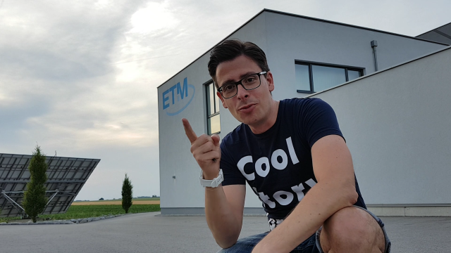 ETM Haag Elektrotechnik BYD Österreich
