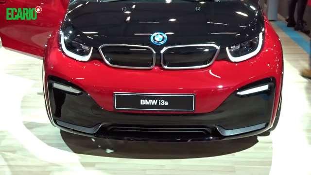 Vienna Autoshow 2018 Elektromobilität Elektroauto BMW i3s
