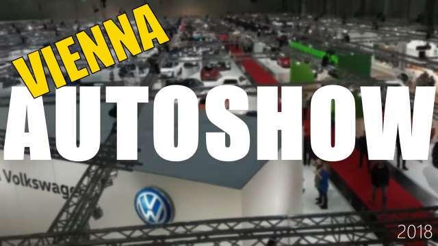 Vienna Autoshow 2018 Elektromobilität Elektroauto leaf zoe ioniq i3 golf audi kia