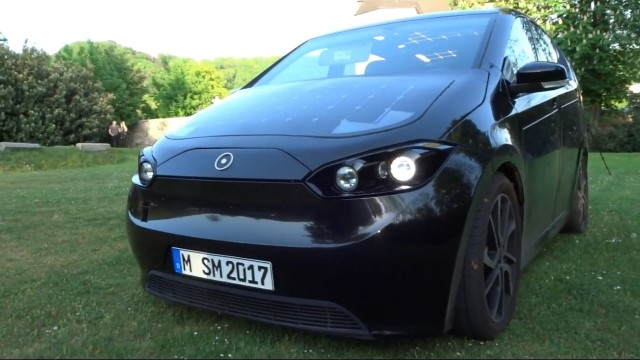 Sono Sion Motors günstiges elektroauto