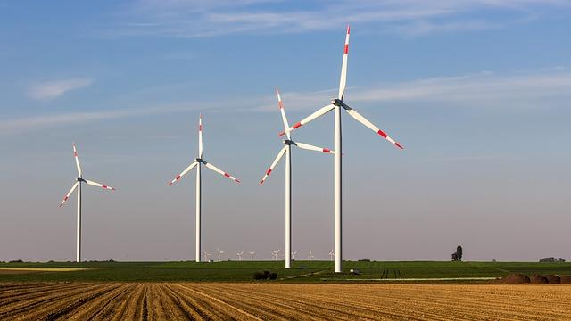 Windkraft Windkrafträder Windräder