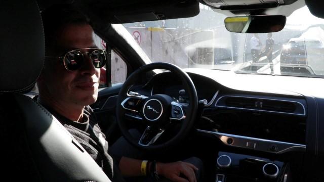 ECARIO im Jaguar I-Pace