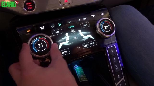 Jaguar I-Pace Bedienung Bedienelemente Touchscreen