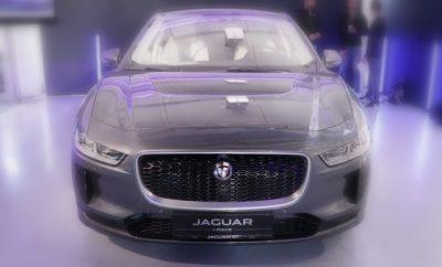 Jaguar I-Pace Front Kühlergrill