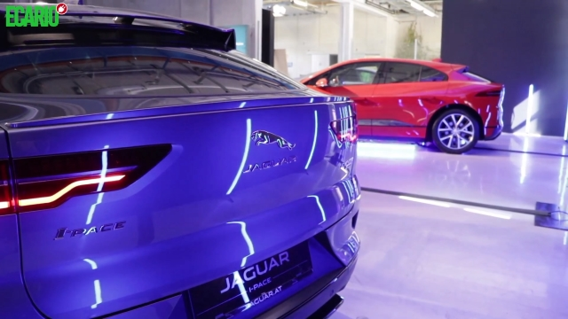Jaguar I-Pace Heck Kofferraum Ladeklappe