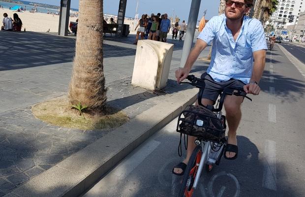 Mobike Tel Aviv