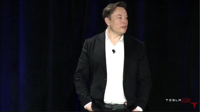 Tesla autonomy day elon musk