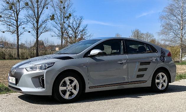 Hyundai Ioniq Ecario Welches Elektroauto