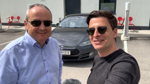 Tesla Model S 350000 km Franz Liebmann Lipo Wie lange hält ein Tesla