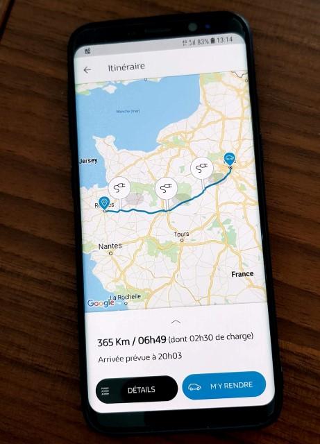renault zoe ze 50 2019 2020 app my renault smartphone