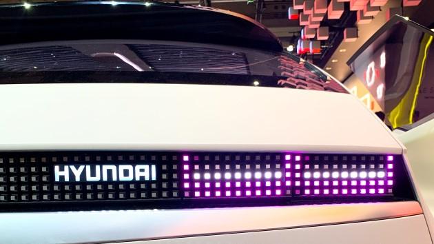 Hyundai 45 rückleuchten back heck iaa 2019 (Andere)