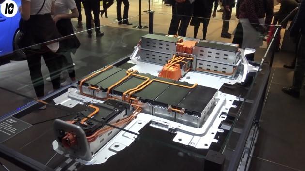 Opel Corsa-e Technik Akkupack Antriebsstrang Motor