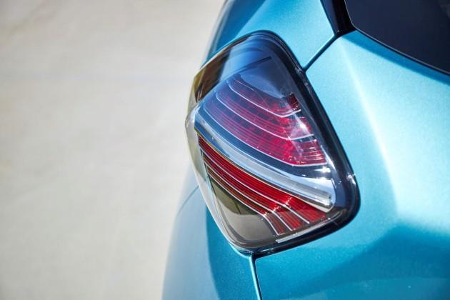 Renault Zoe Z.E. 50 2020 heckleuchte rücklicht