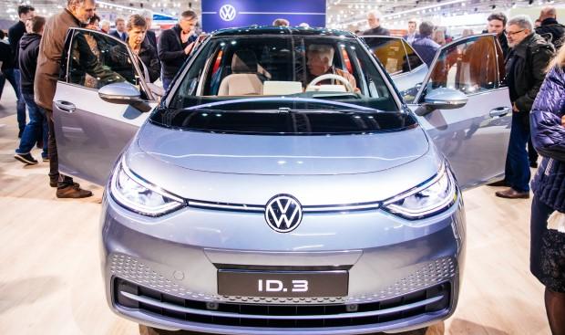 Elektromobilität auf der Vienna Autoshow 2020 (Andere)
