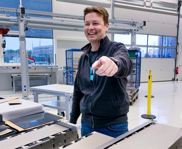 Markus Kreisel Electric Akkupack Akku 11 kWh