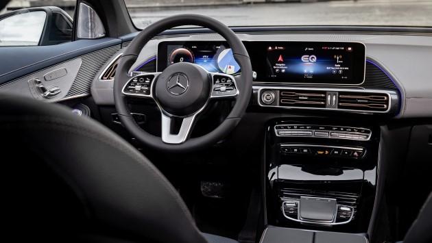 Mercedes-EQC-400-4matic-elektroauto-test-innen-cockpit-armaturen