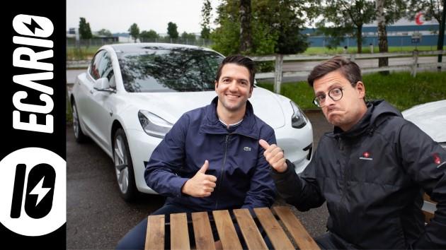 Tesla billiger als Golf Warum Leute zum Model 3 wechseln