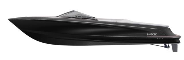 Marian M 800 seite seitenansicht black schwarz