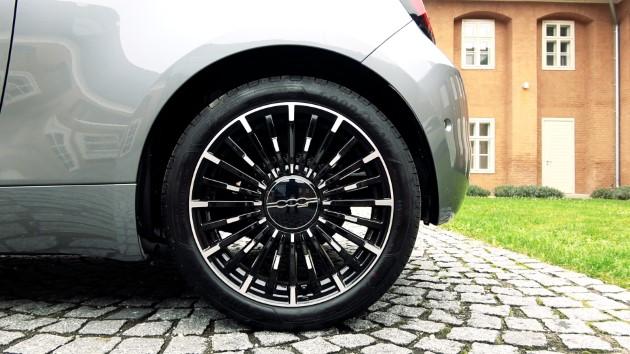 Fiat 500 Elektro La Prima Felgen Alufelgen Räder