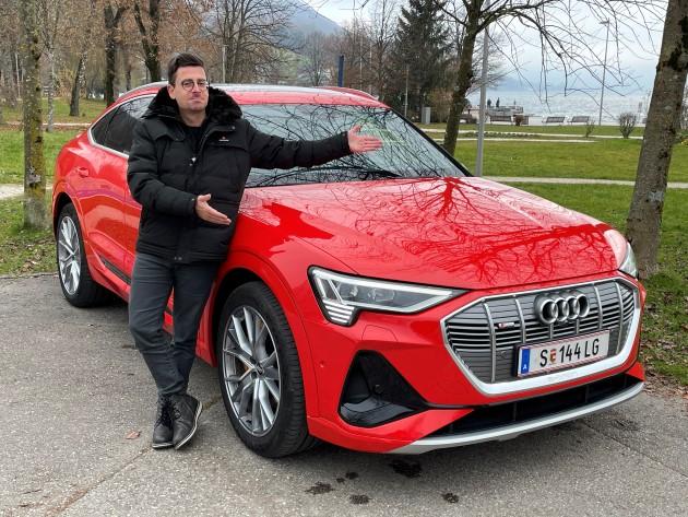 Audi e-tron sportback 50 quattro im test elektroauto (Andere)