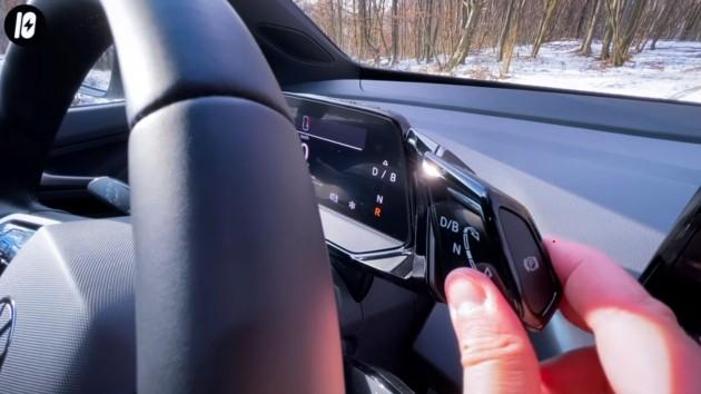 Volkswagen ID.4 ganghebel schalthebel schaltstufenwippe